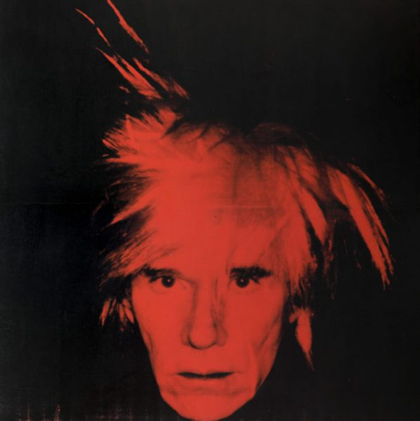 Self Portrait, 1986, Andy Warhol (1928-1987)