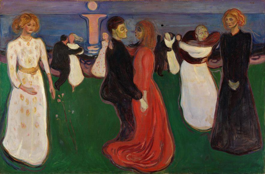 Edvard Munch, Dance of Life, 1899–1900