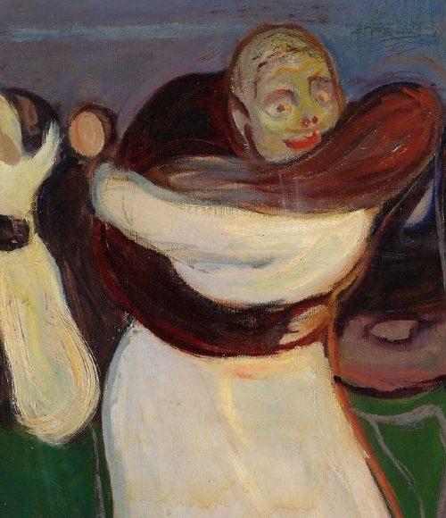 Edvard Munch, Dance of Life, 1899–1900-details-04