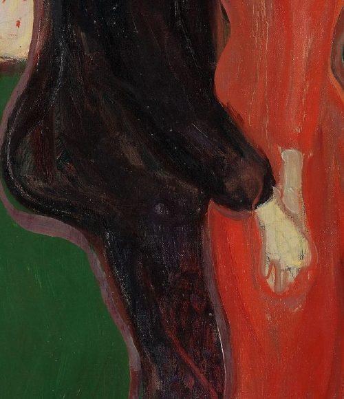 Edvard Munch, Dance of Life, 1899–1900-details-08