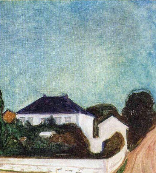 Edvard Munch, Girls on the Bridge, 1901-details-03