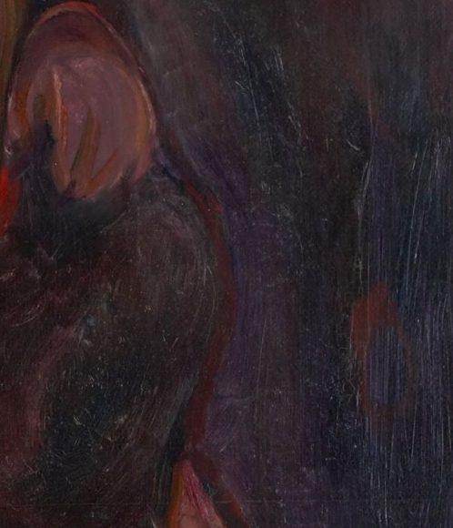 Edvard Munch, Kiss, 1897-details-03