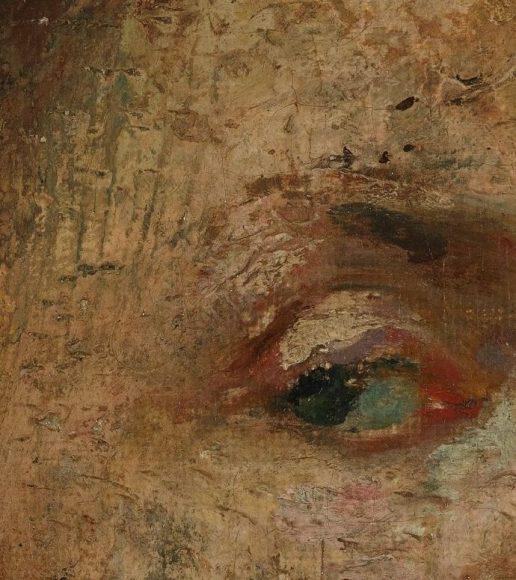 Edvard Munch, Self-Portrait, 1886-details-07