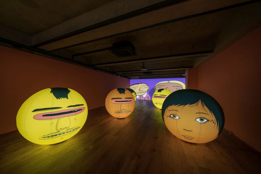 OSGEMEOS – You Are My Guest-01
