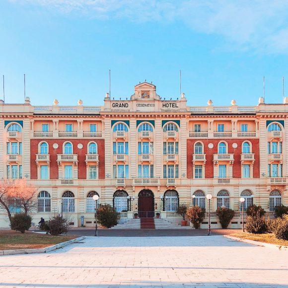 Grand Hotel Cesenatico Photo by Denise Pedicillo