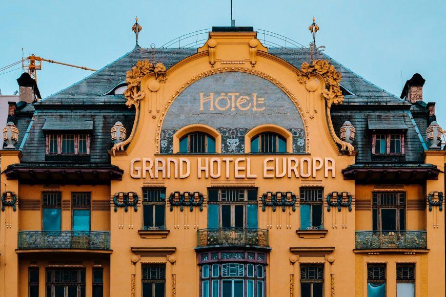 Grand Hotel Evropa Photo By Damian Chong