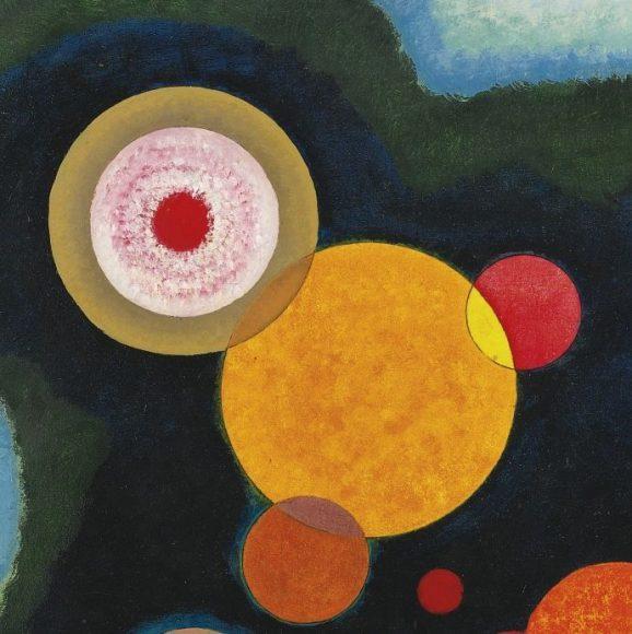 Kandinsky, Deepened Impulse, 1928-details-01