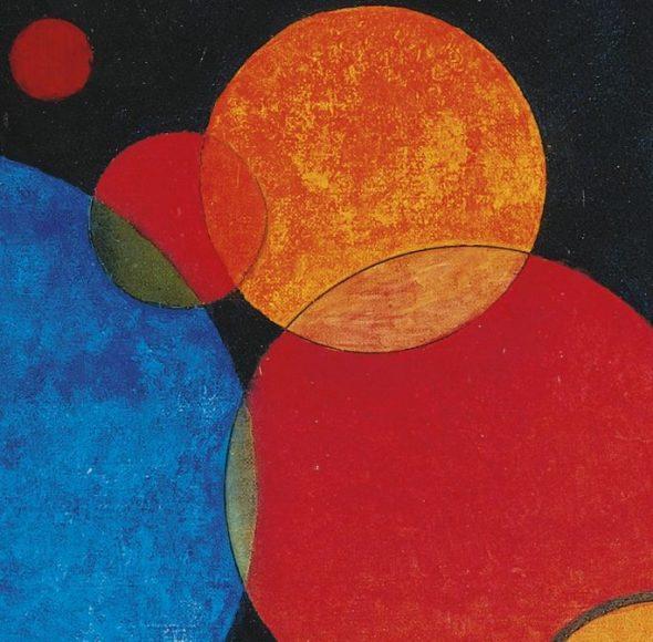 Kandinsky, Deepened Impulse, 1928-details-02