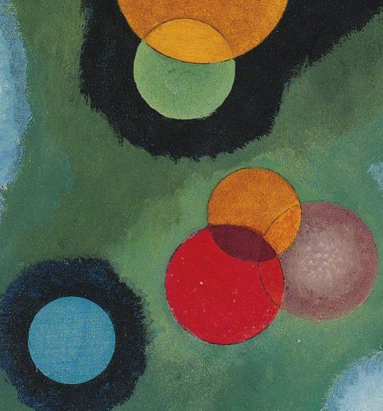 Kandinsky, Deepened Impulse, 1928-details-09