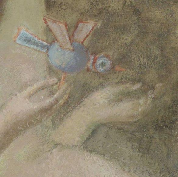 Balthus, Le lever , 1975–1978-web-details-04