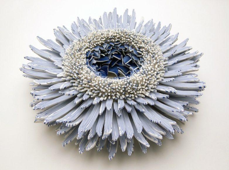 Blue-White-porcelain-shards-flower_2