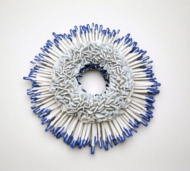 Blue-White-porcelain-shards-flower_3