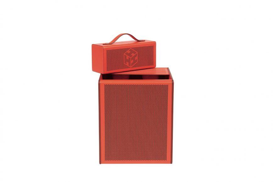 101 小公牛皮便携式音箱
