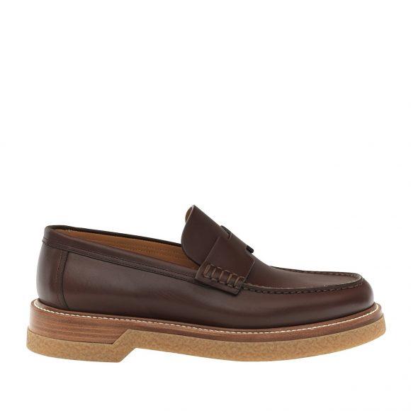 20 小牛皮乐福鞋