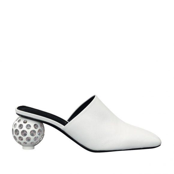 42 nappa皮穆勒鞋