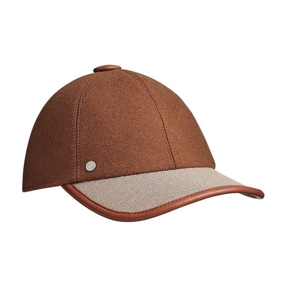 64 羊绒面料棒球帽