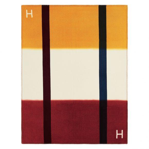 87 H Dye羊绒毯